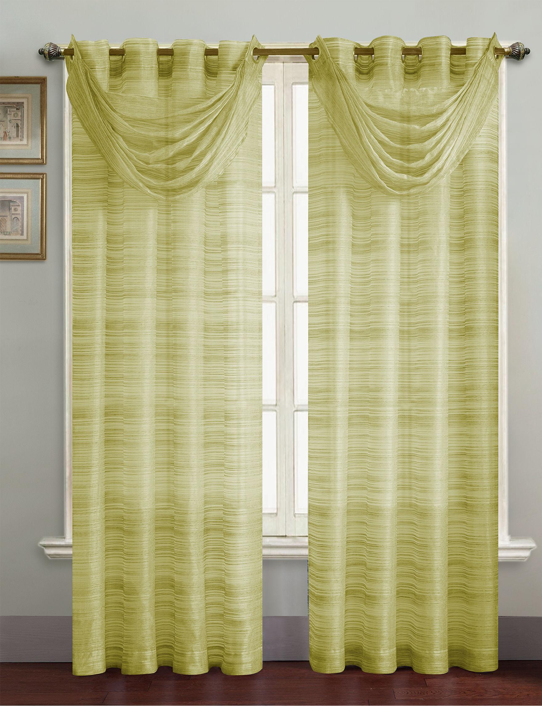 Victoria Classics Sage Curtains & Drapes Window Treatments