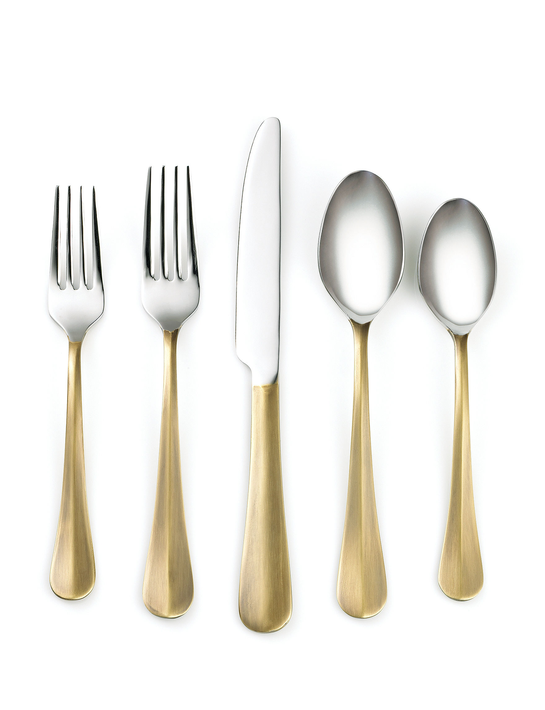 Cambridge Gold Flatware