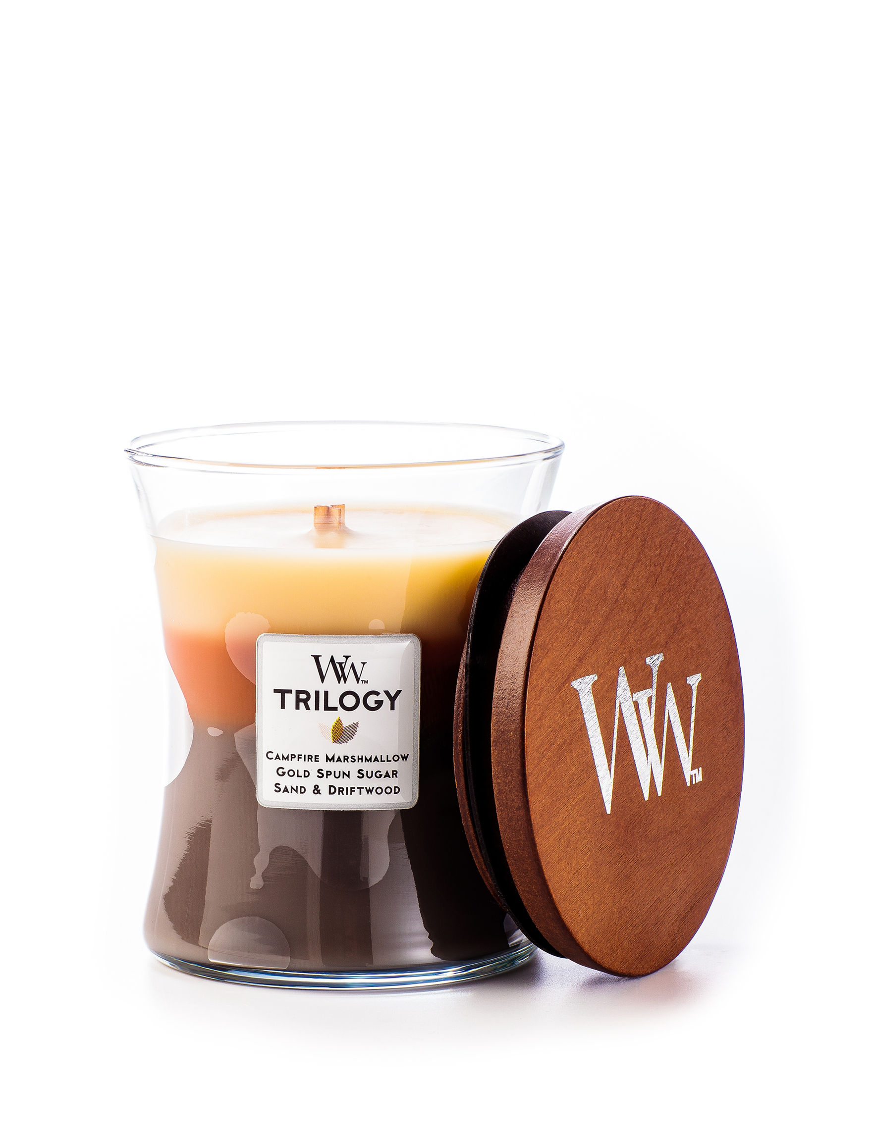 Woodwick Brown Candles Candles & Diffusers