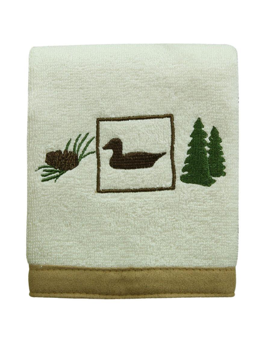 Bacova Guild Ivory Hand Towels Towels