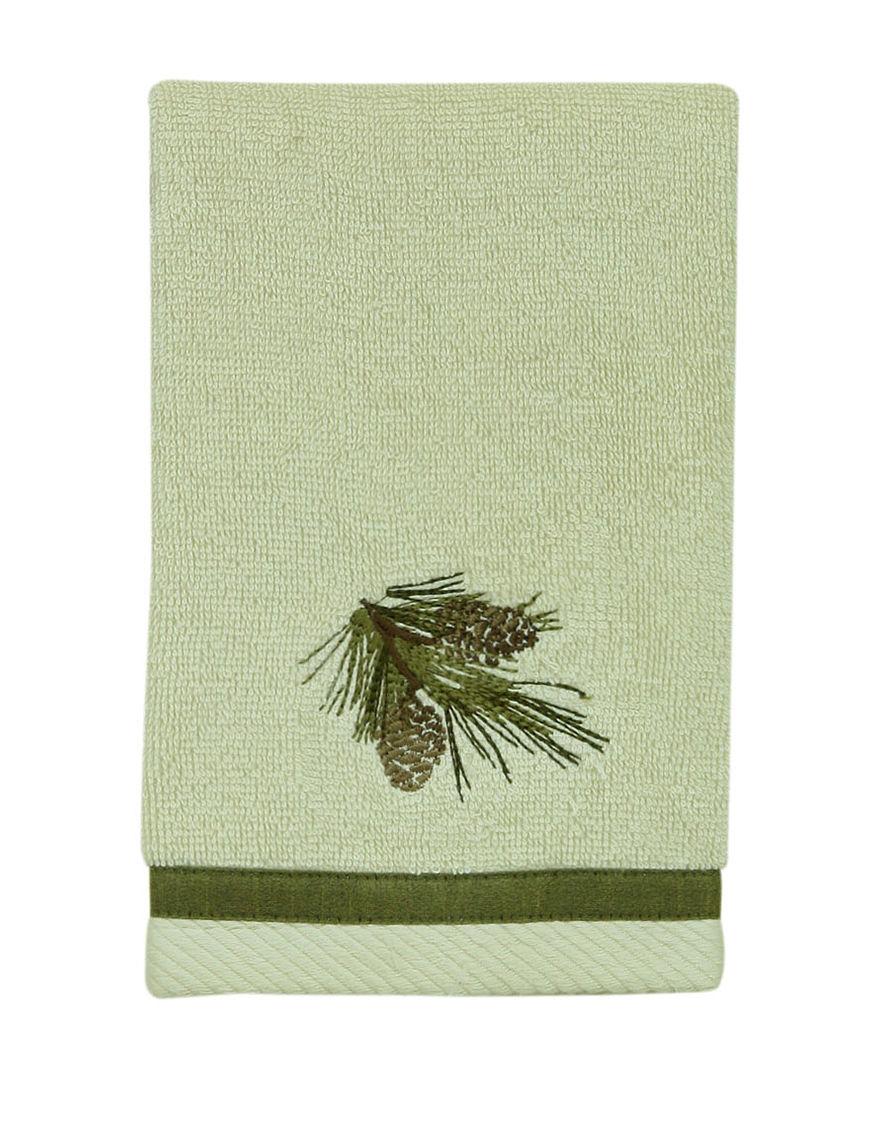 Bacova Guild Ivory Fingertip Towels Towels