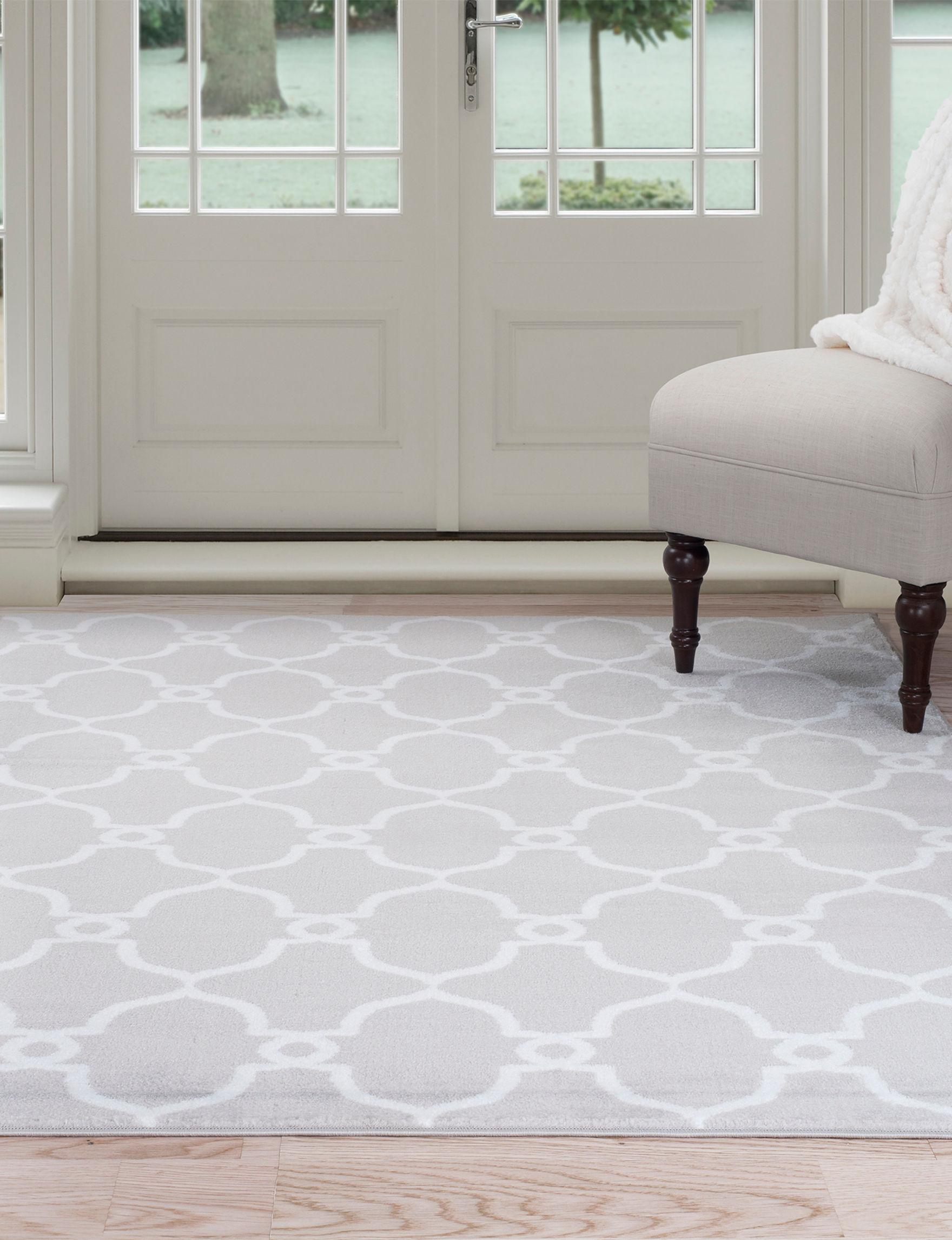 Lavish Home Grey Area Rugs Rugs