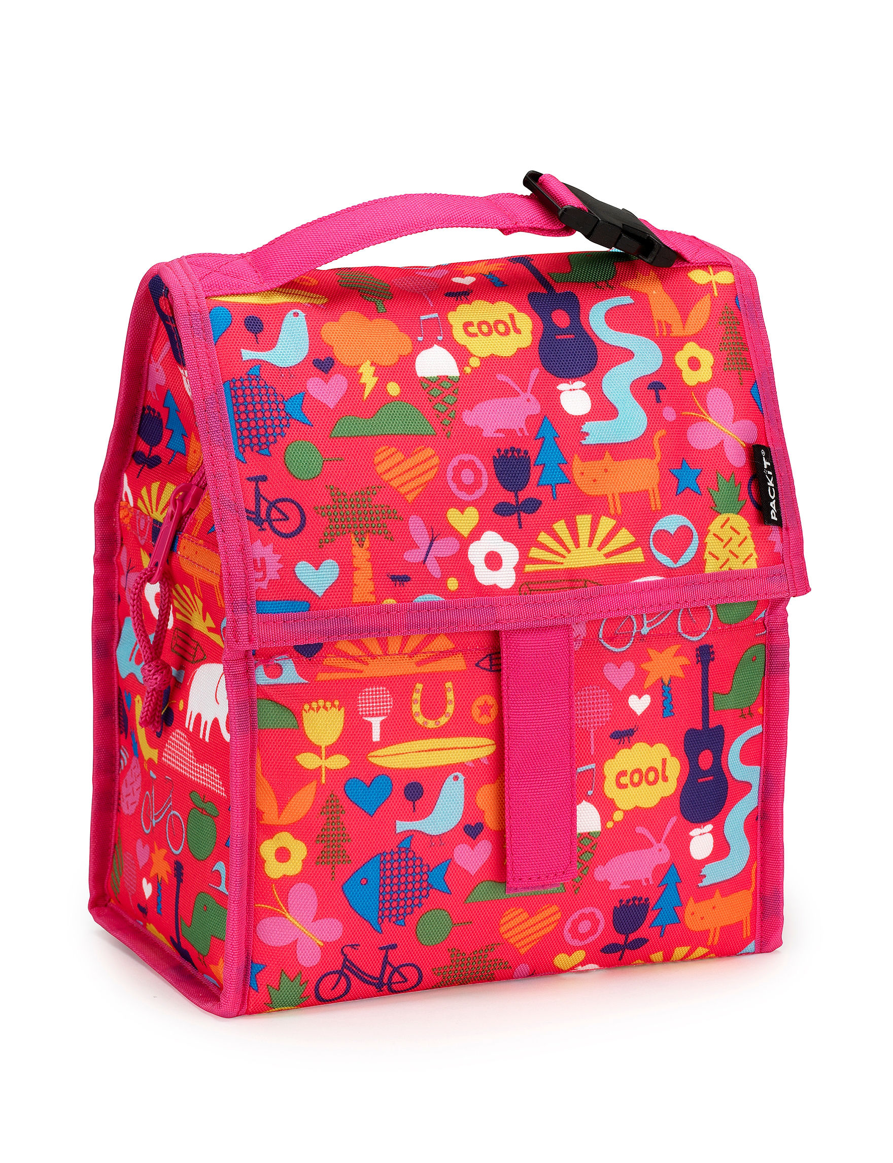 Pack It Pink Lunch Boxes & Bags Kitchen Storage & Organization