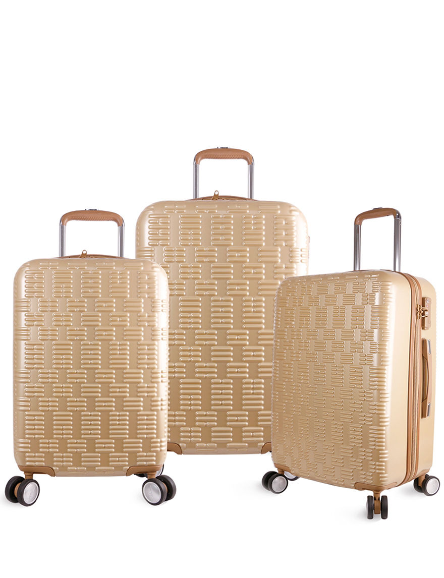Inno Design Beige Luggage Sets