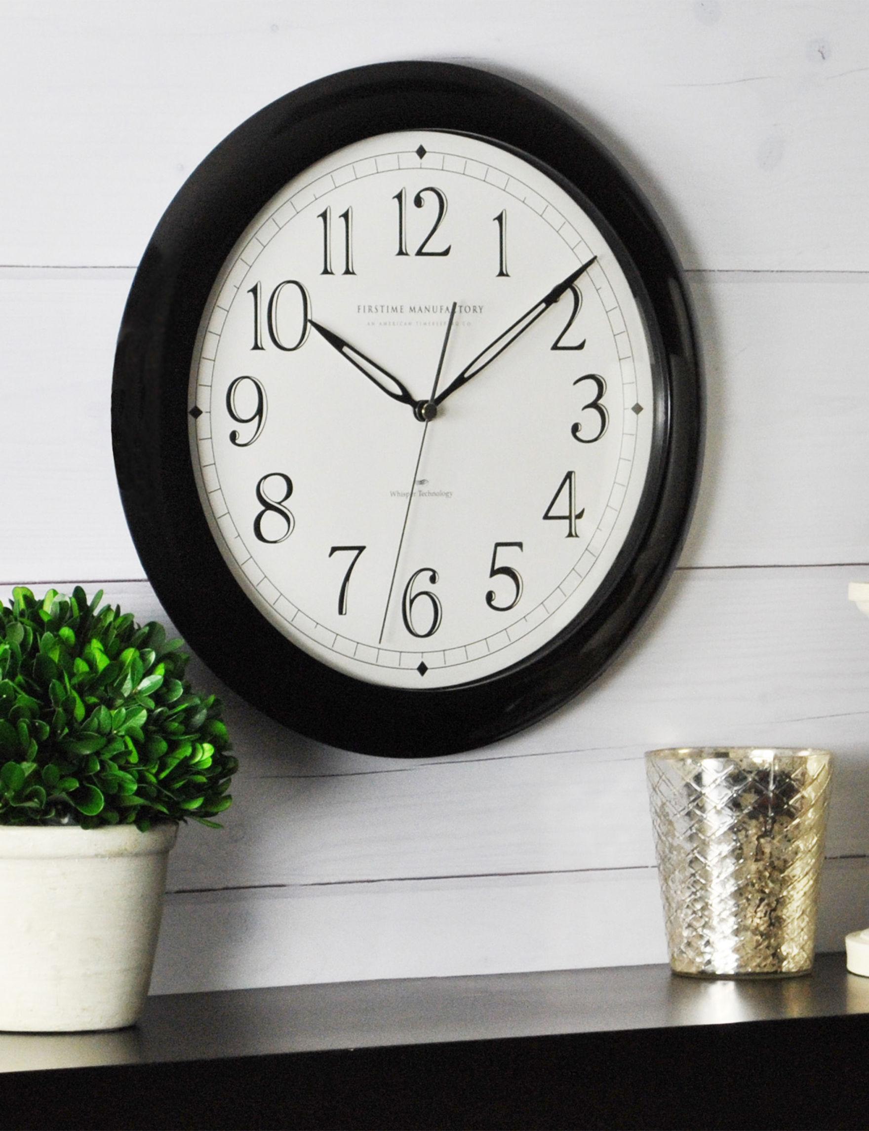 Firstime Manufactory  Desk Clocks Wall Clocks Wall Decor