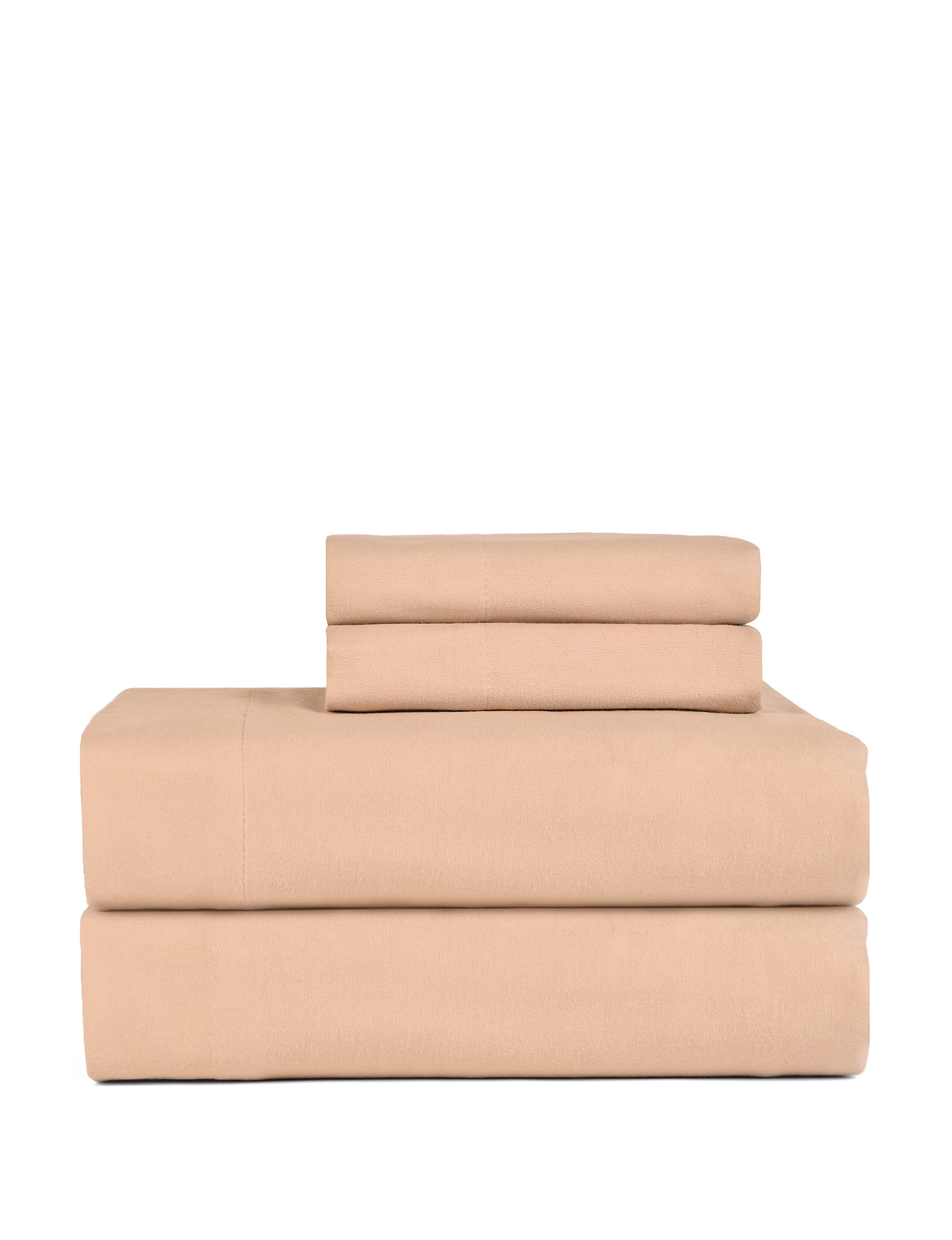 Celeste Home Sand Sheets & Pillowcases