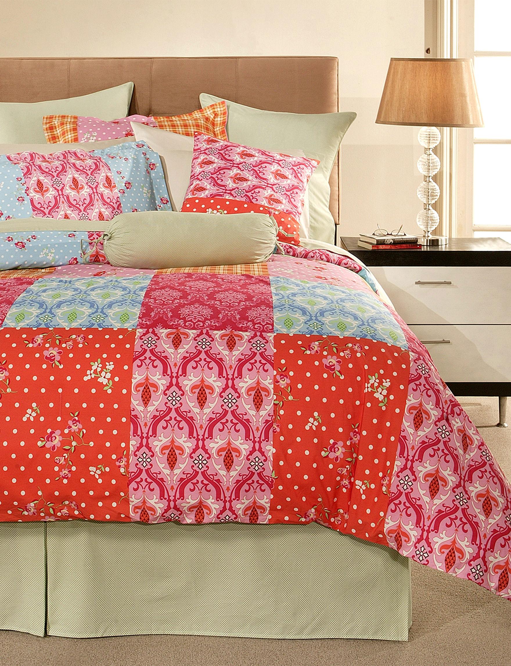 Pointehaven Orange Comforters & Comforter Sets