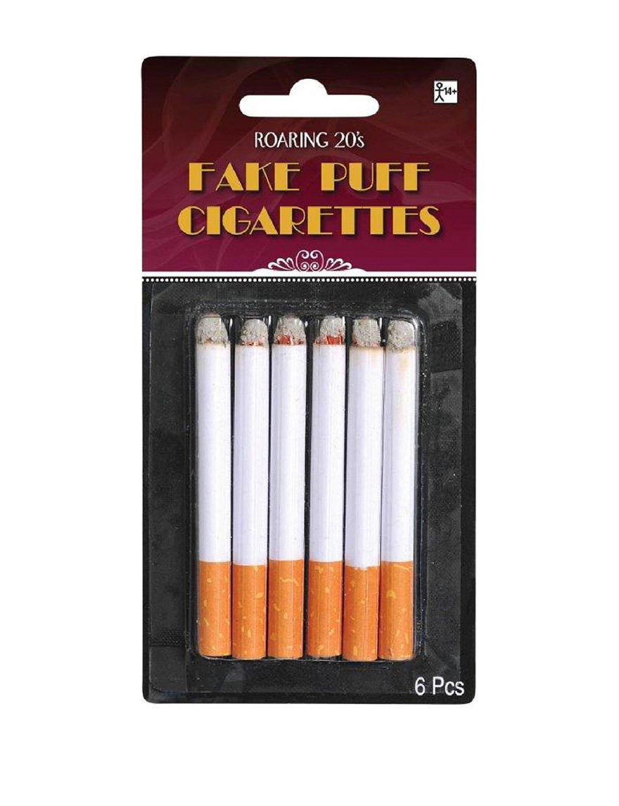 6-pk. Roaring 20's Fake Puff Cigarettes | Stage Stores