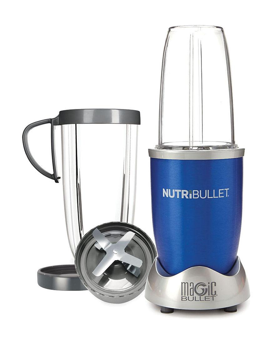 Nutribullet Blue Blenders & Juicers Kitchen Appliances