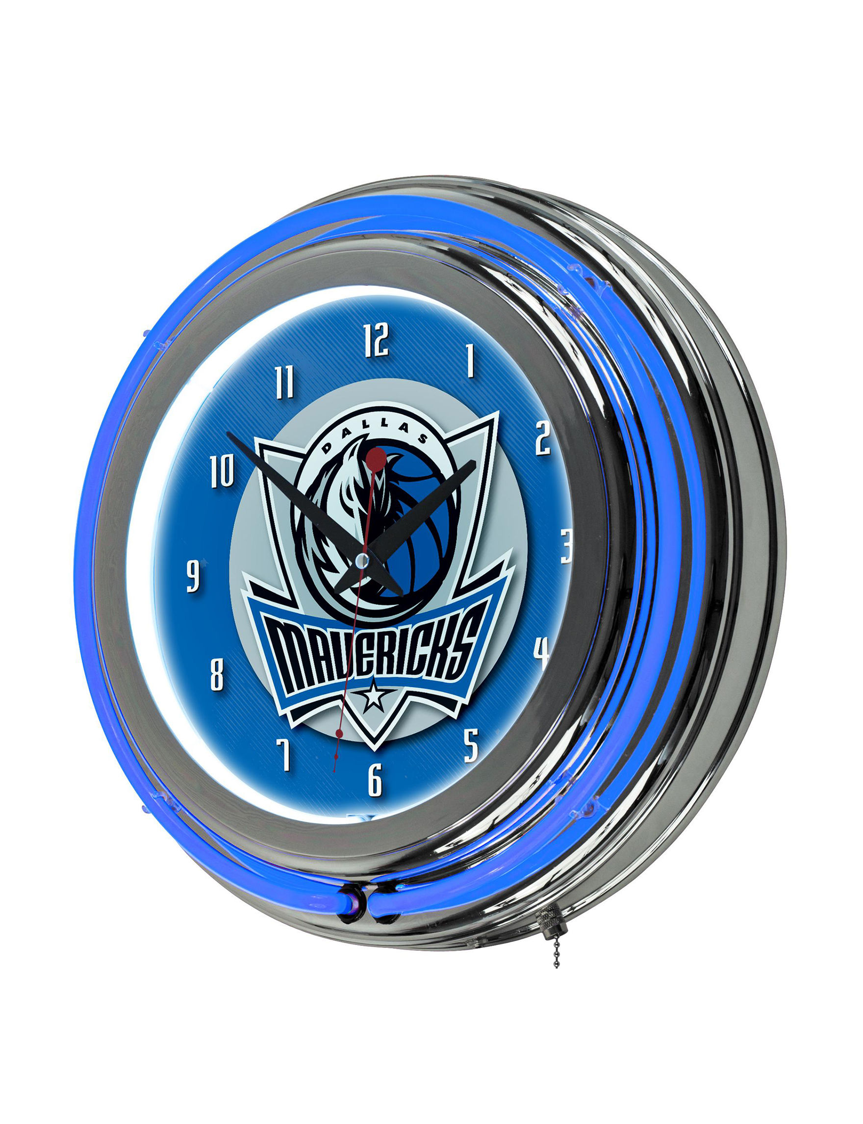 NBA Blue Home Accents Wall Art NBA Wall Decor