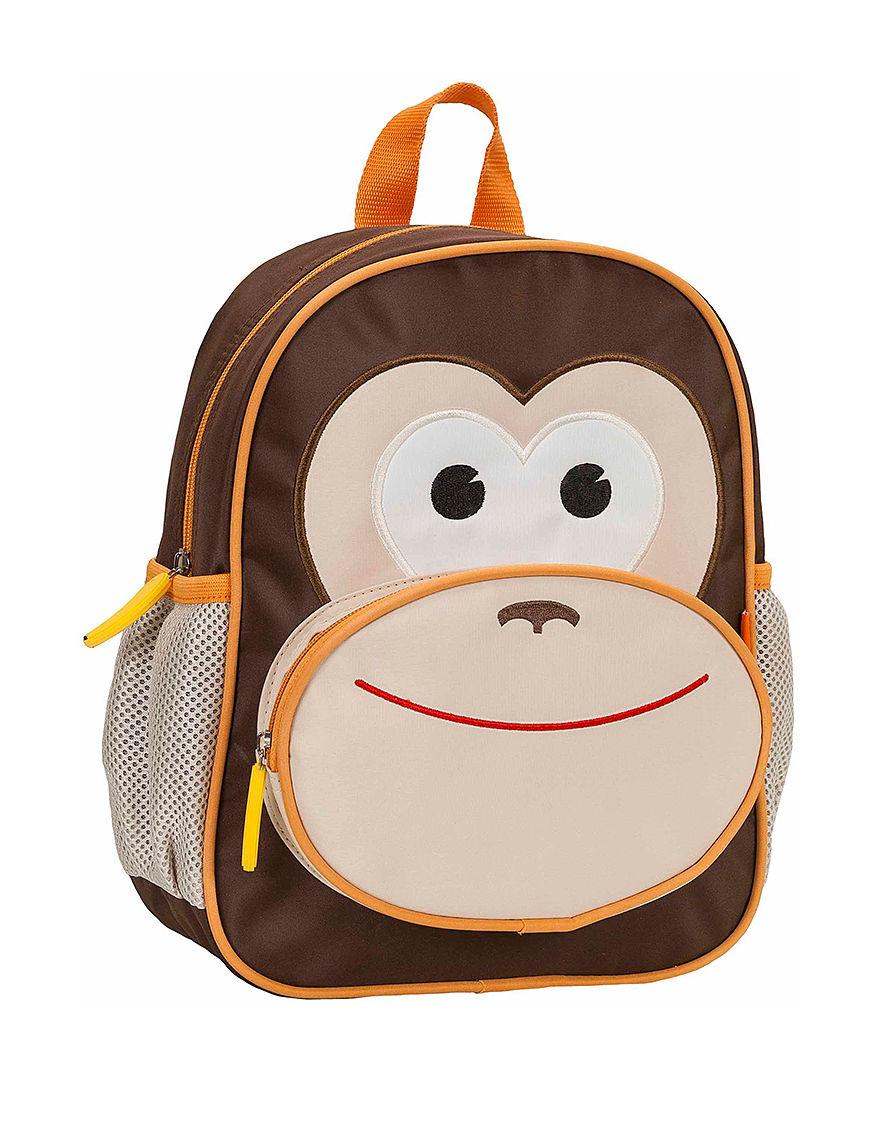 Rockland Brown Bookbags & Backpacks