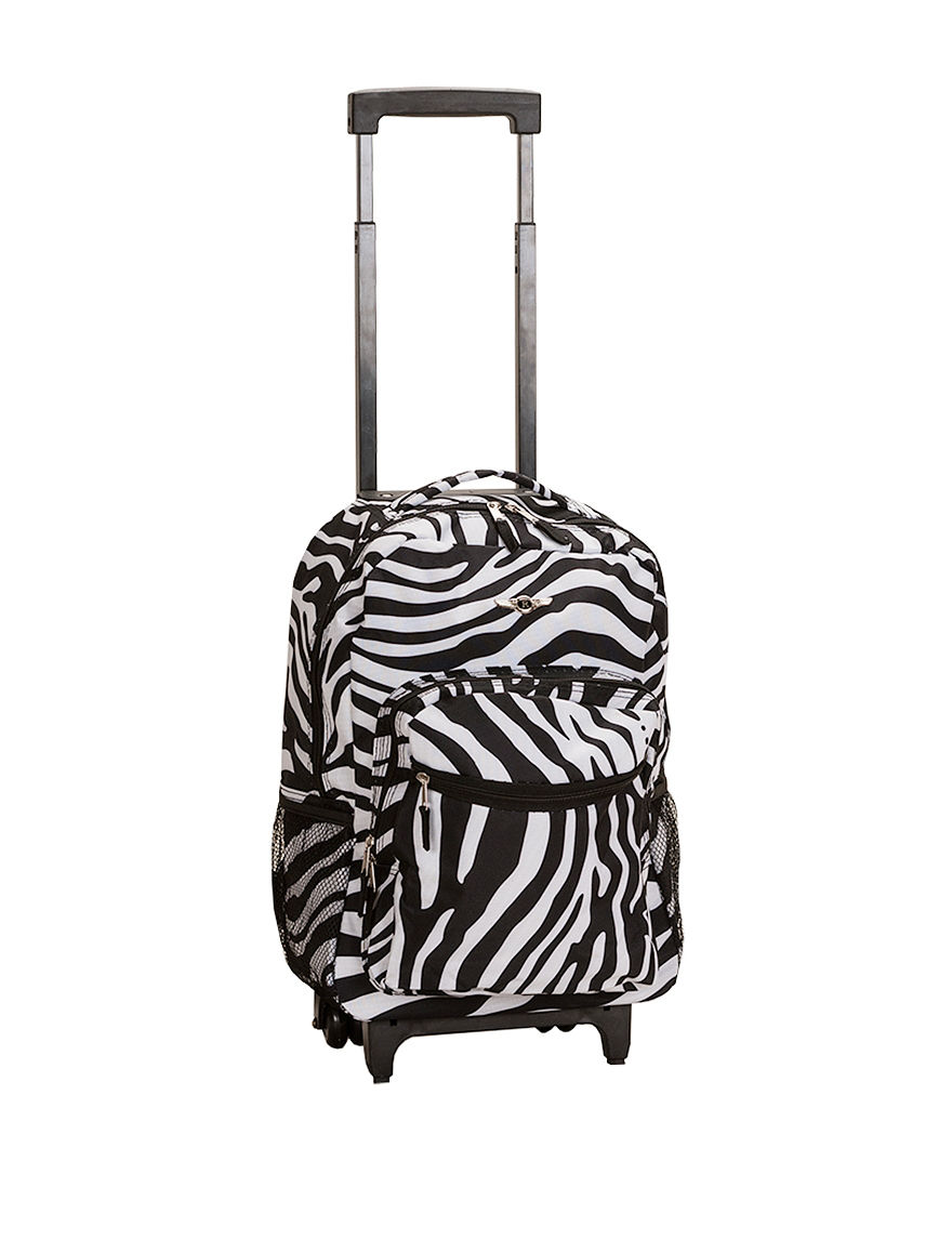 Rockland Zebra Upright Spinners
