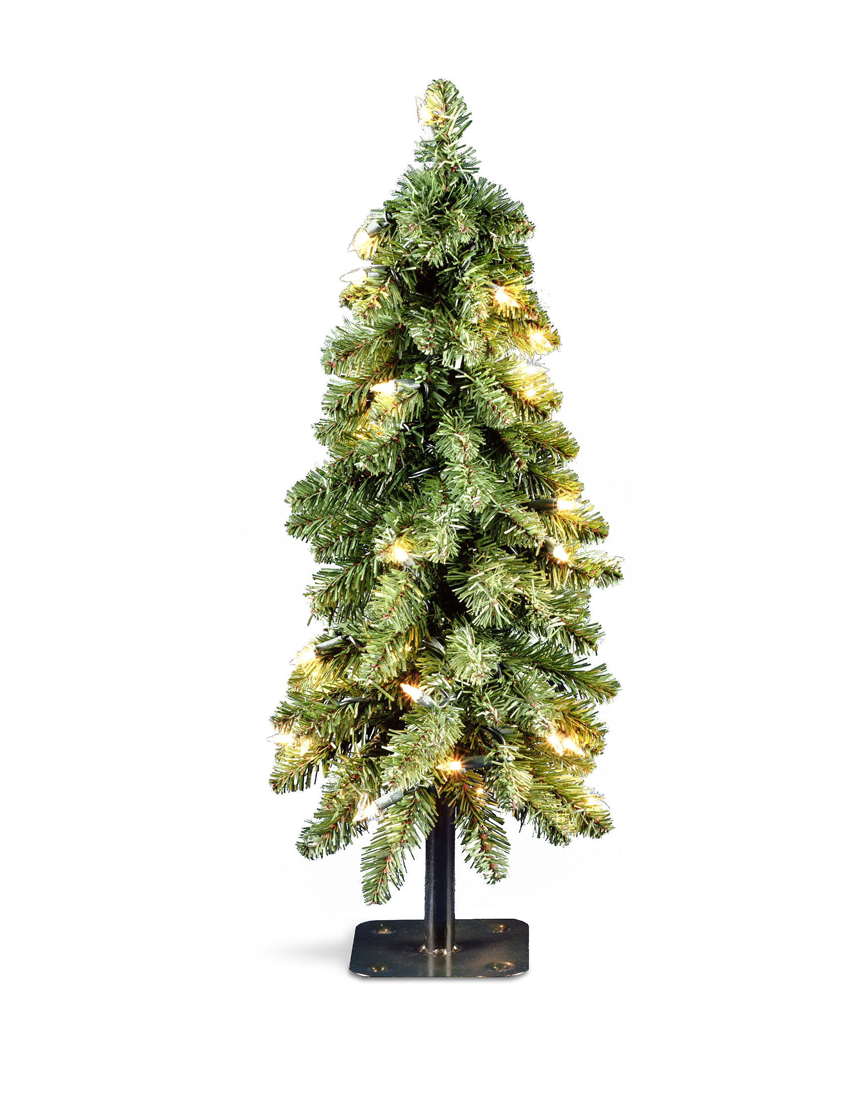 National Tree Company Green Holiday Decor
