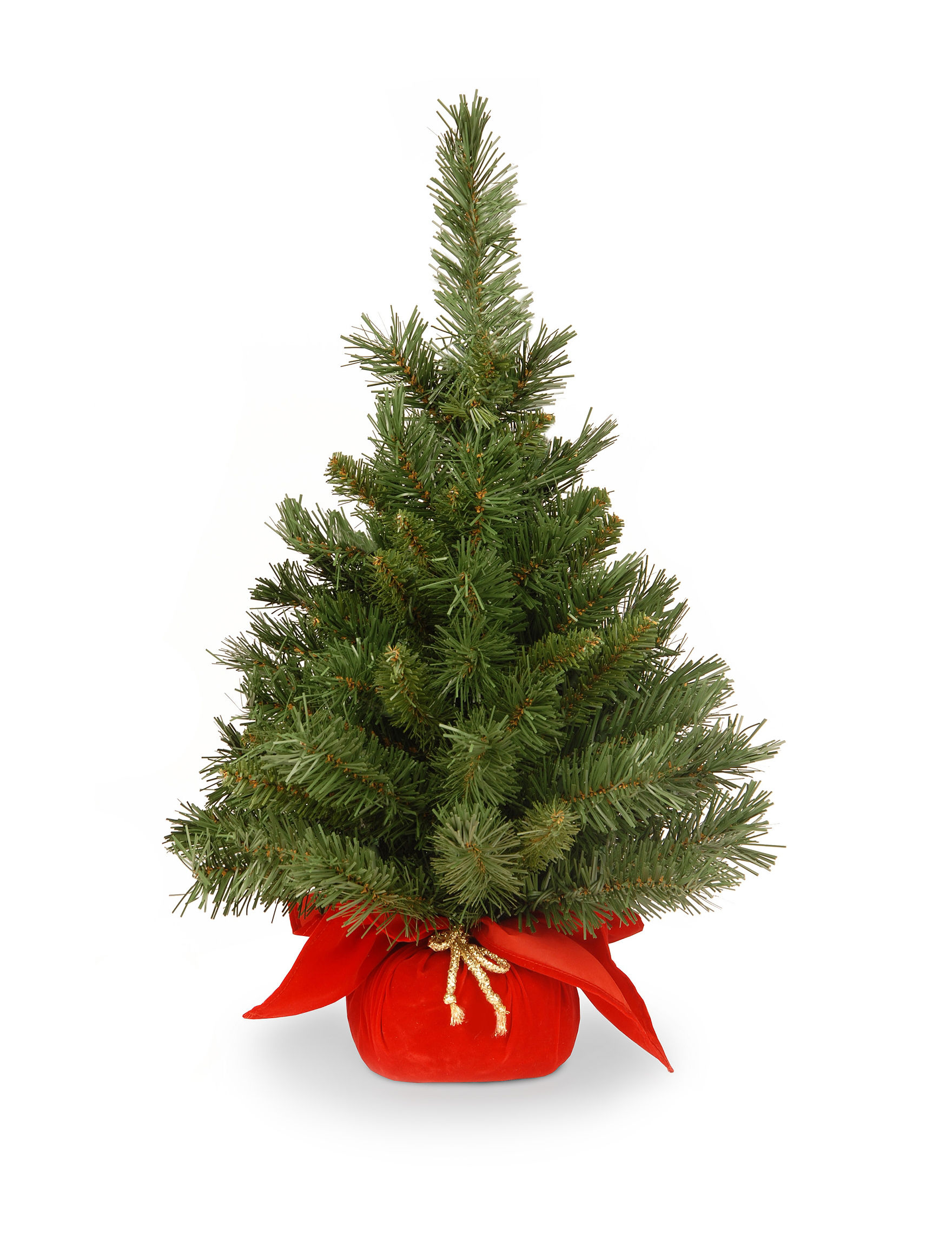 National Tree Company Green Christmas Trees