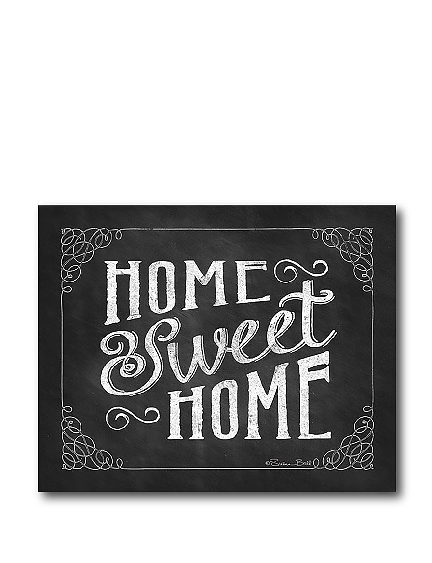 Courtside Market Black Wall Art Wall Decor