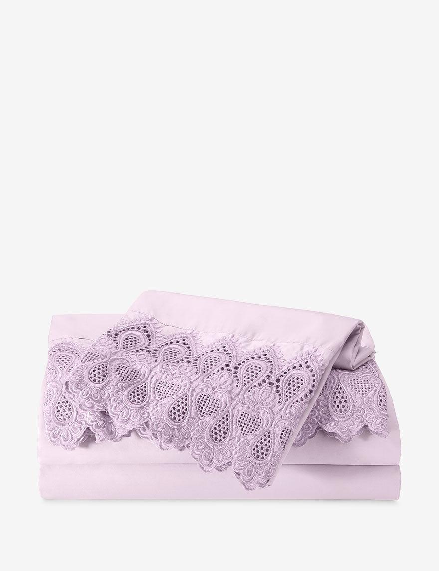 Grace Home Fashions Lilac Sheets & Pillowcases