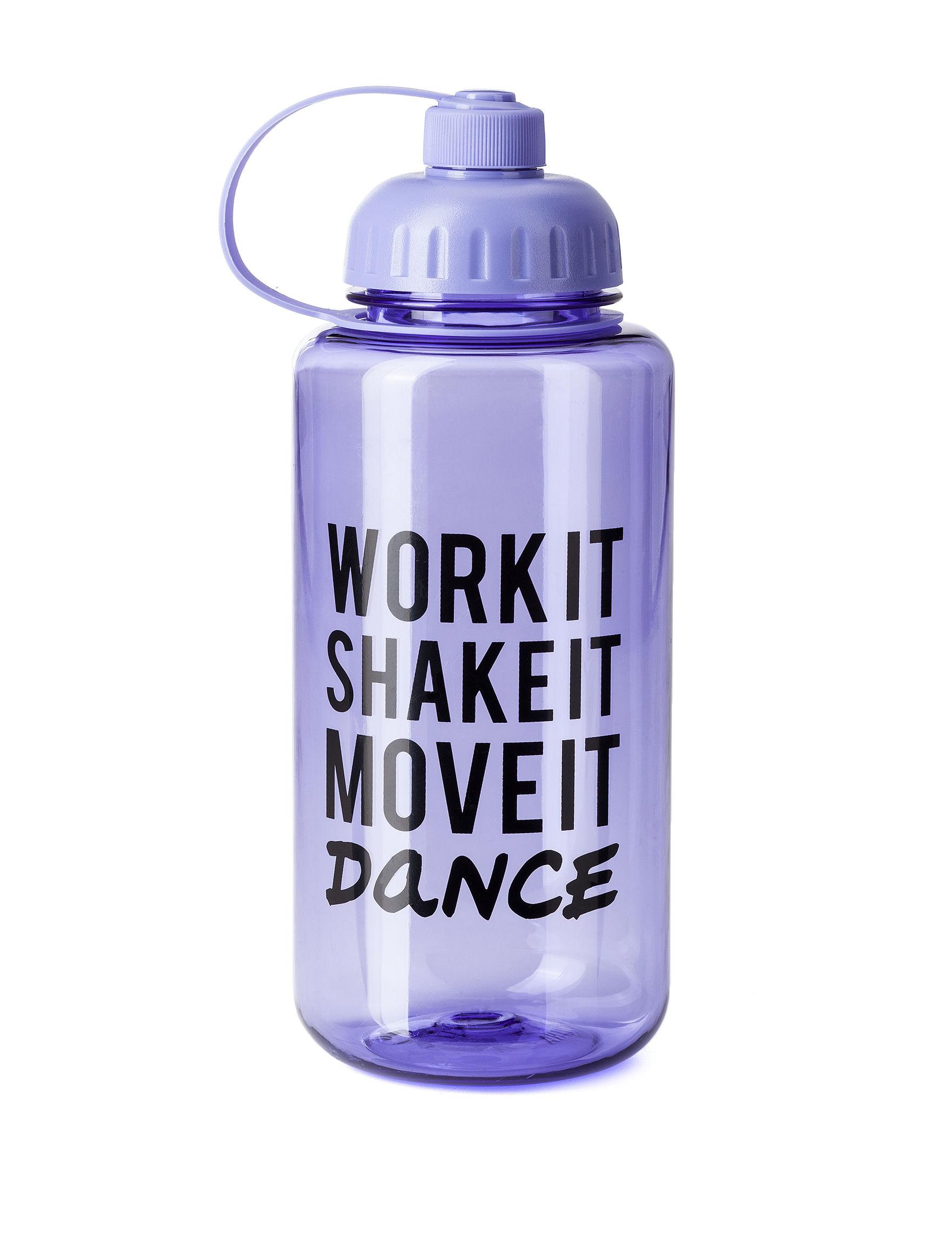 Silverone Purple Water Bottles Drinkware