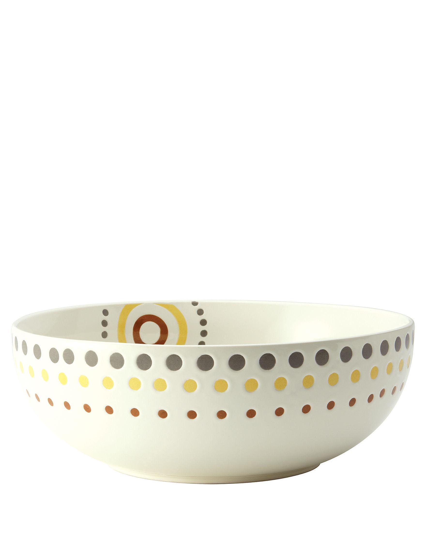 Rachael Ray White Serving Bowls Serveware