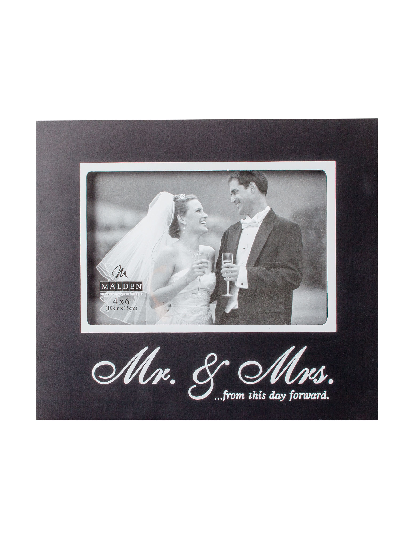 Malden Mr. & Mrs. Picture Frame | Stage Stores
