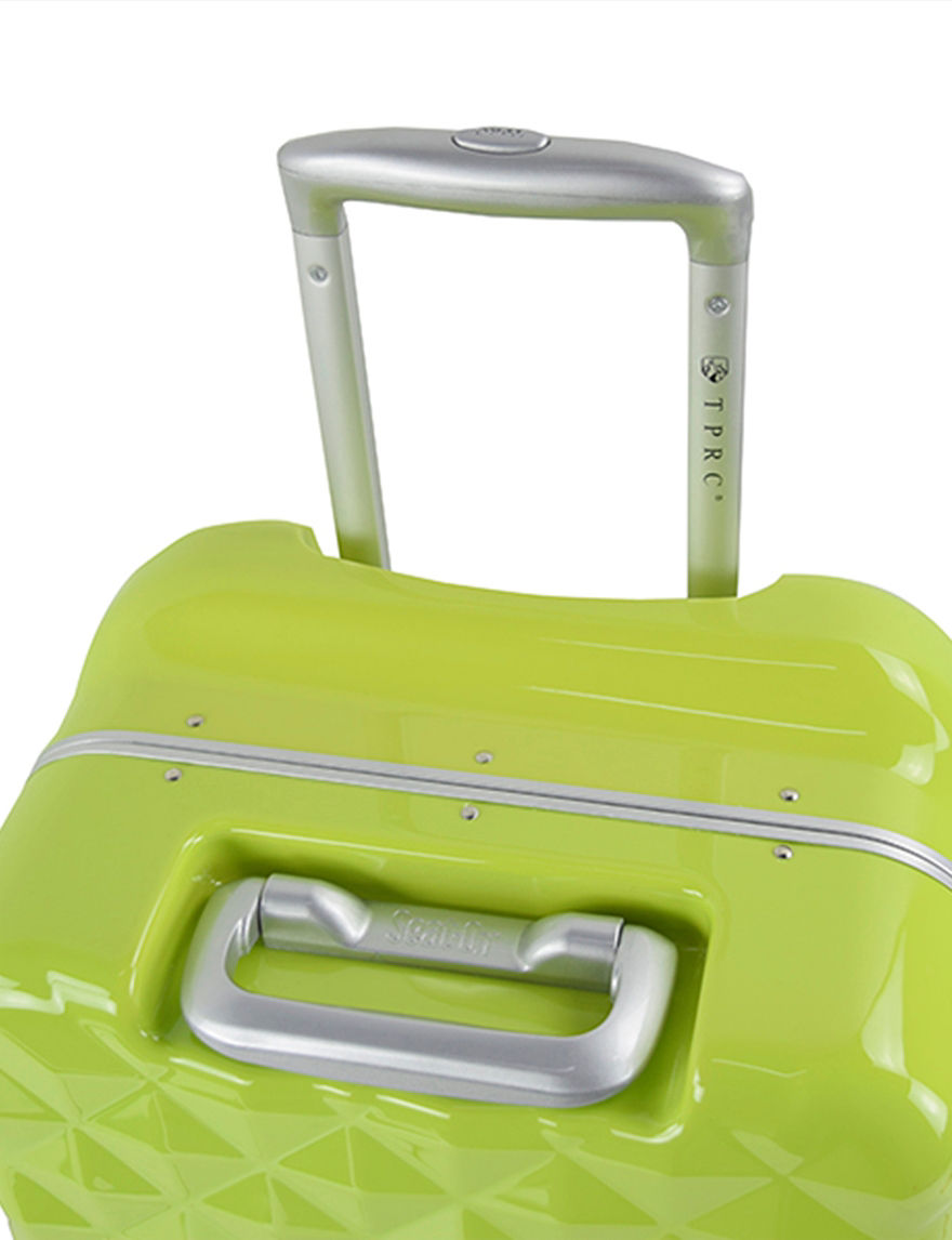 TPRC Green Upright Spinners