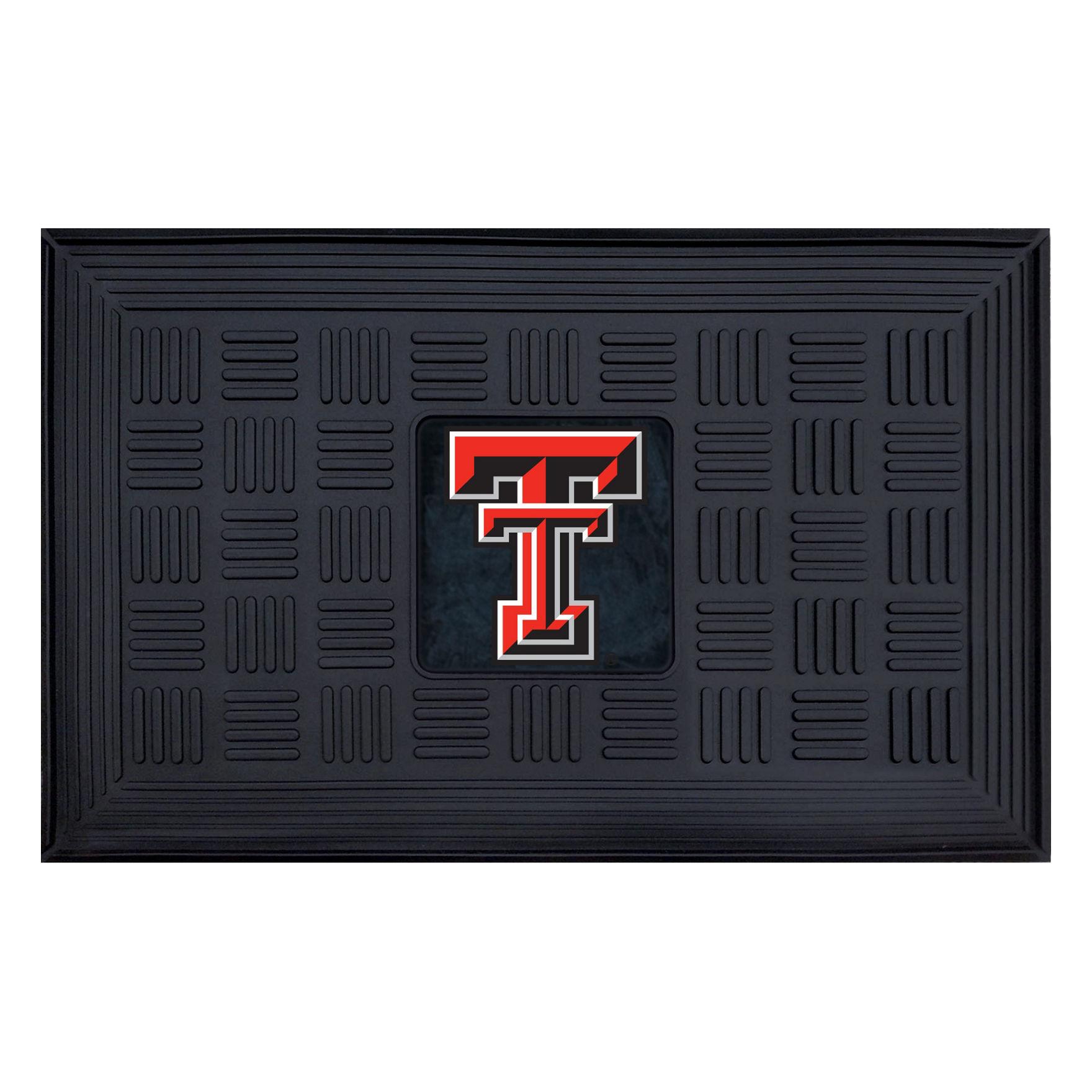 Fanmats Black Accent Rugs Outdoor Rugs & Doormats Outdoor Decor Rugs