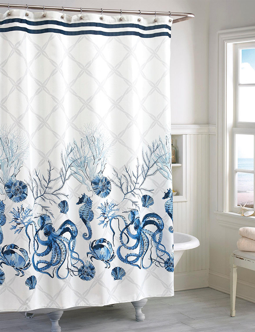 Destinations Ocean Scene Shower Curtain | Stage Stores