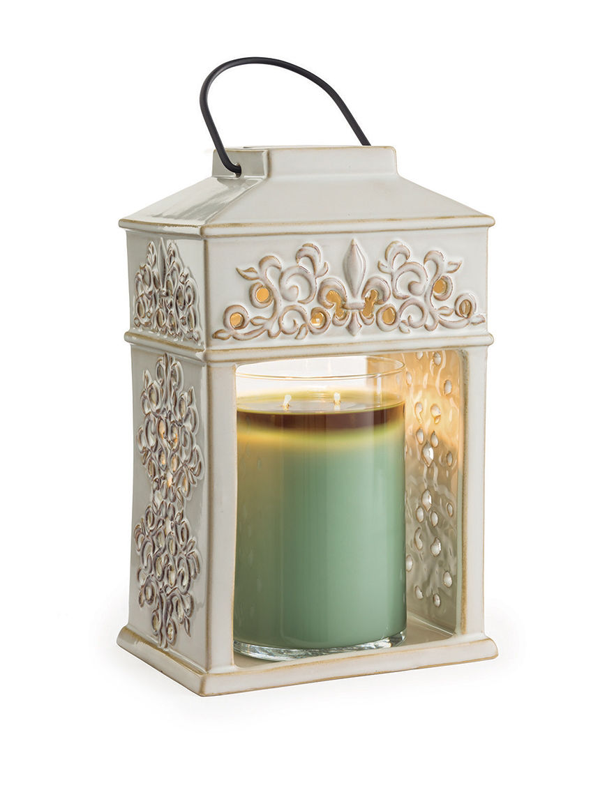 Candle Warmers Ivory Lights & Lanterns Warmers & Plug Ins Candles & Diffusers