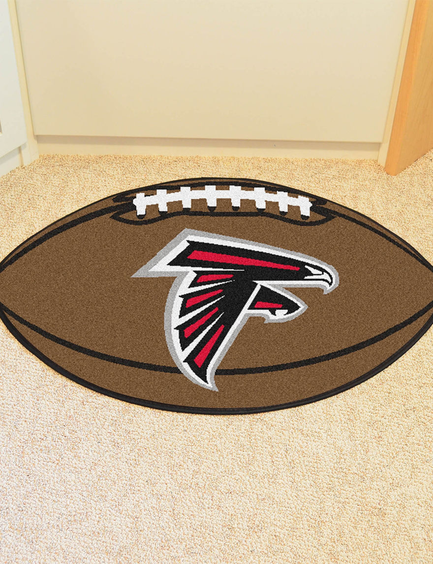 Fanmats Brown Accent Rugs Outdoor Rugs & Doormats Rugs