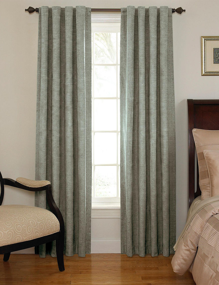 Ellery Blue Curtains & Drapes Window Treatments