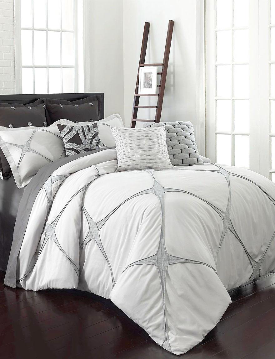 Ellery Cream Comforters & Comforter Sets