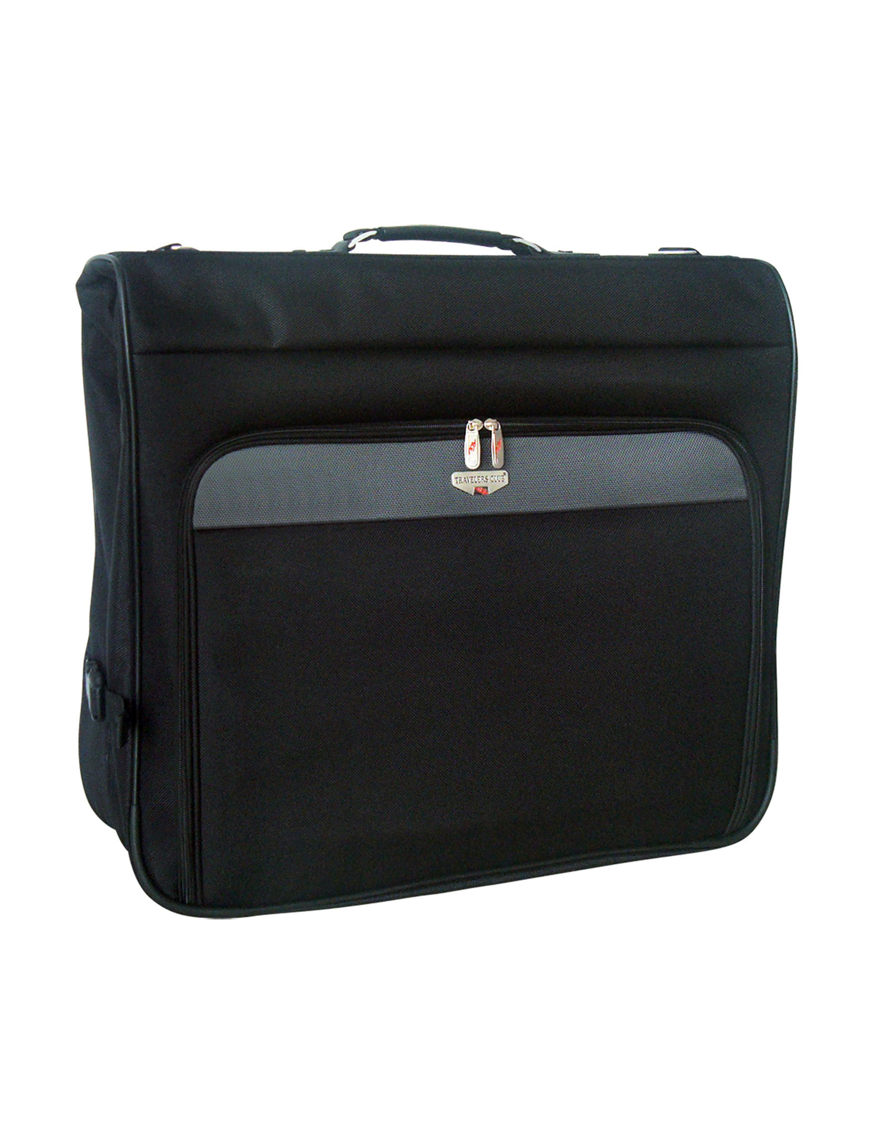 Travelers Club Luggage Oxford Garment Bags