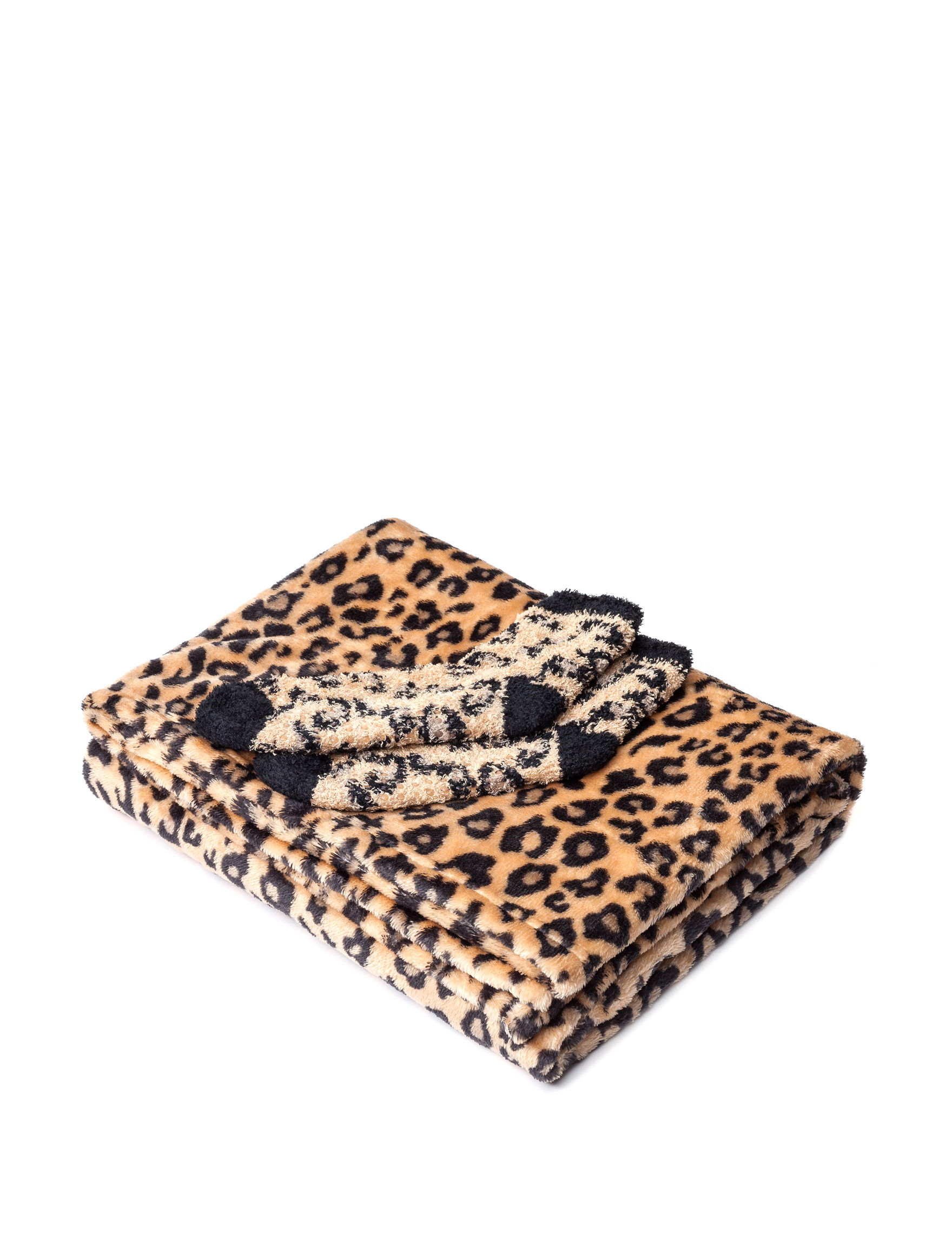 Great Hotels Collection Leopard Blankets & Throws