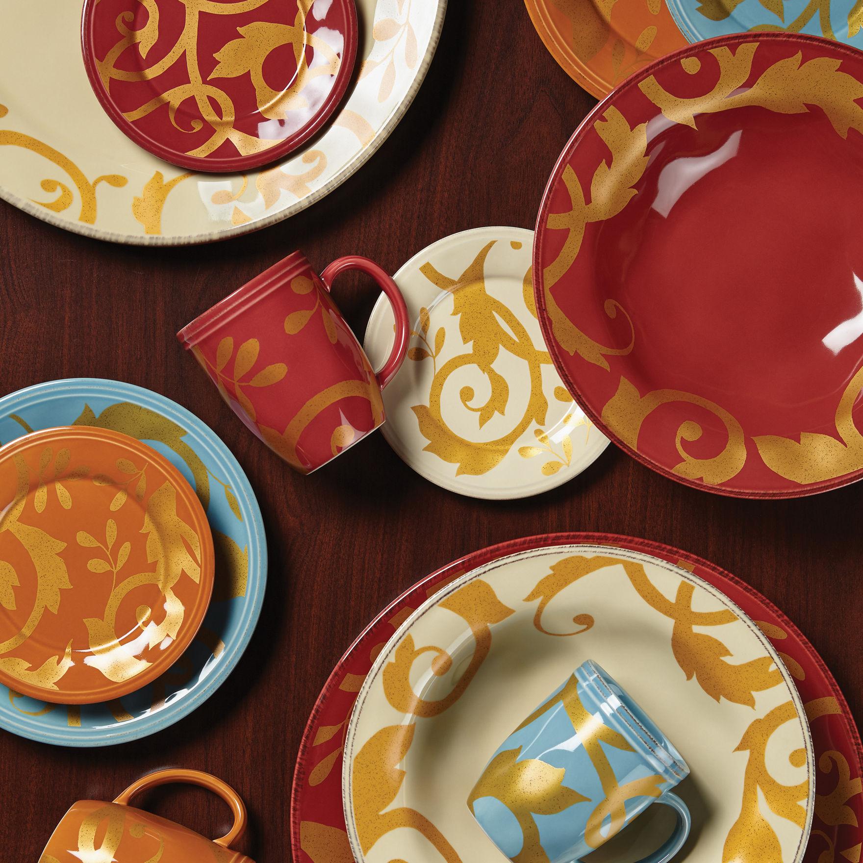 Rachael Ray Cranberry Bowls Pots & Dutch Ovens Cookware Dinnerware
