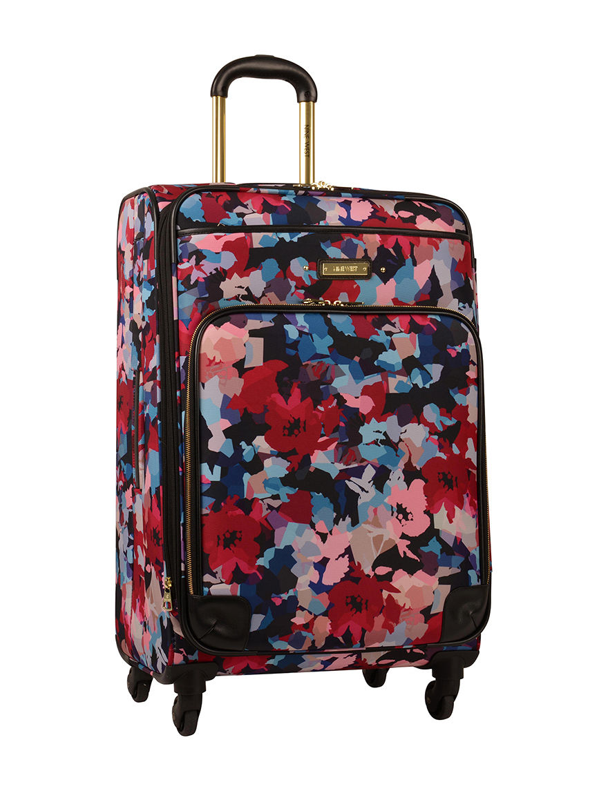 Nine West Floral Upright Spinners