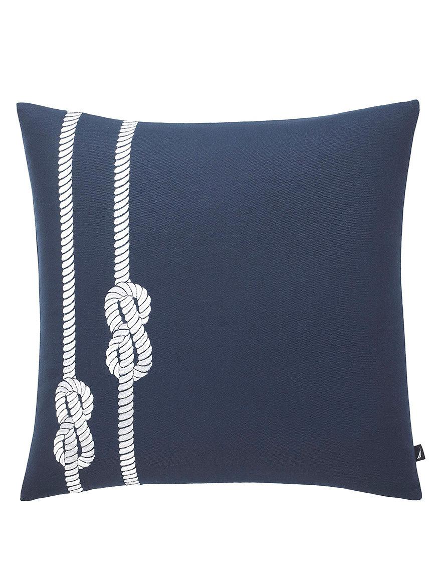 Nautica Navy Bed Pillows