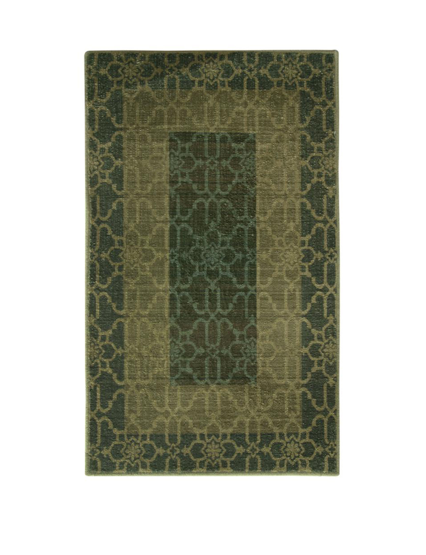 Bacova Guild Blue Rugs