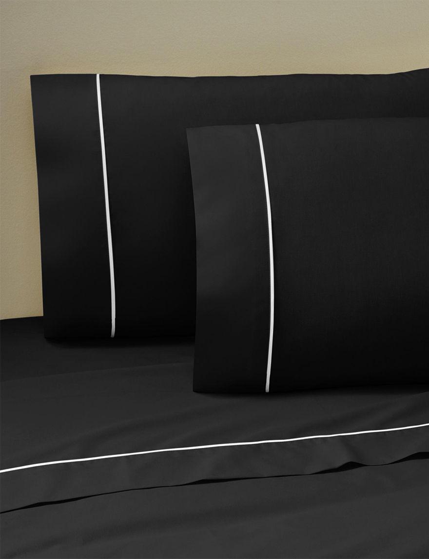 Martex Ebony Sheets & Pillowcases