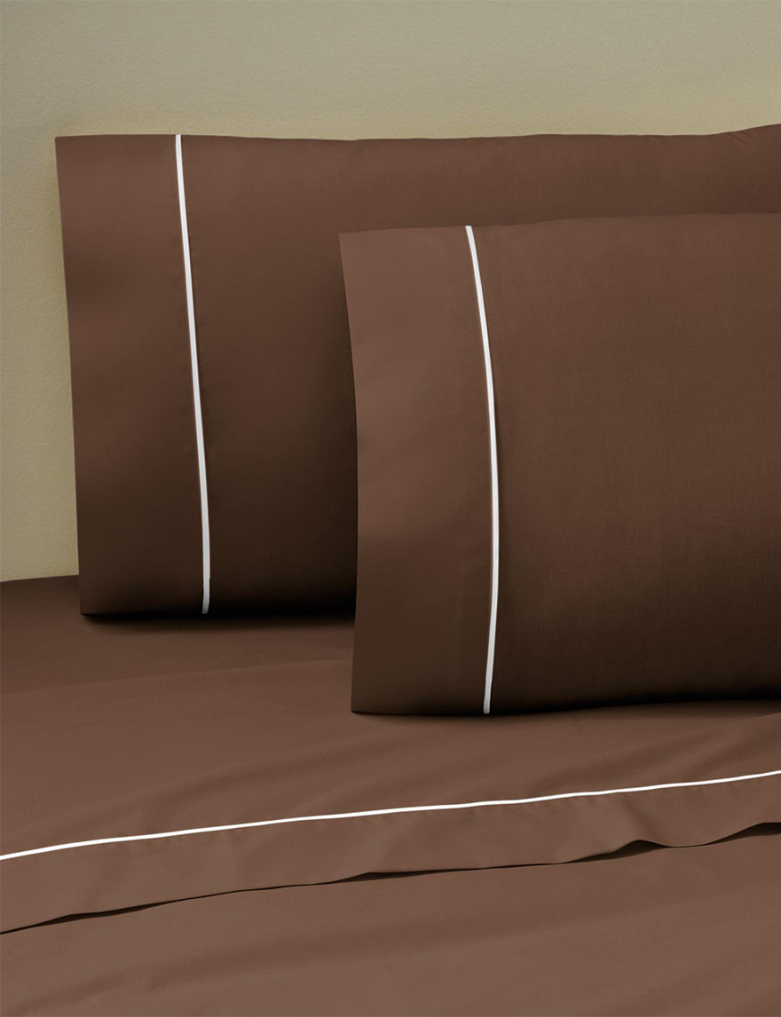 Martex Chocolate Sheets & Pillowcases
