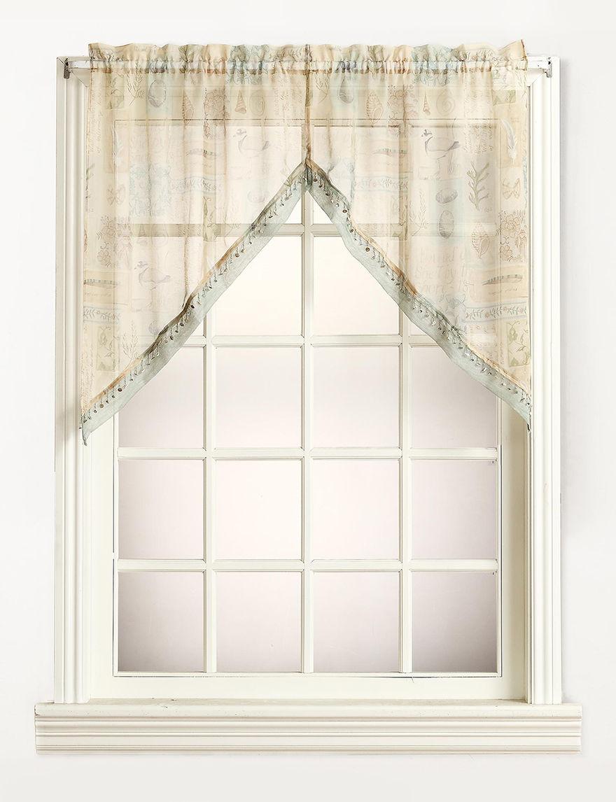 Lichtenberg Ocean Curtains & Drapes Window Treatments