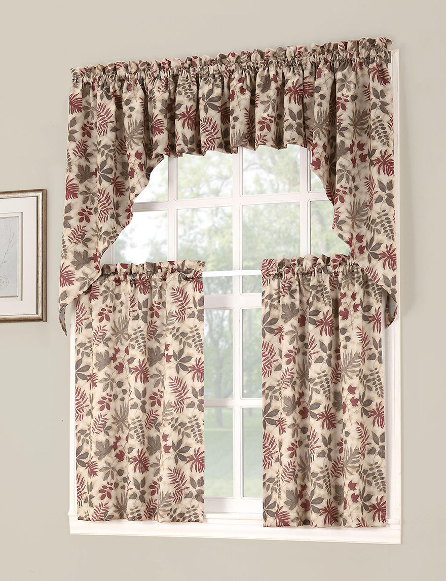 Lichtenberg Gold Curtains & Drapes Window Treatments