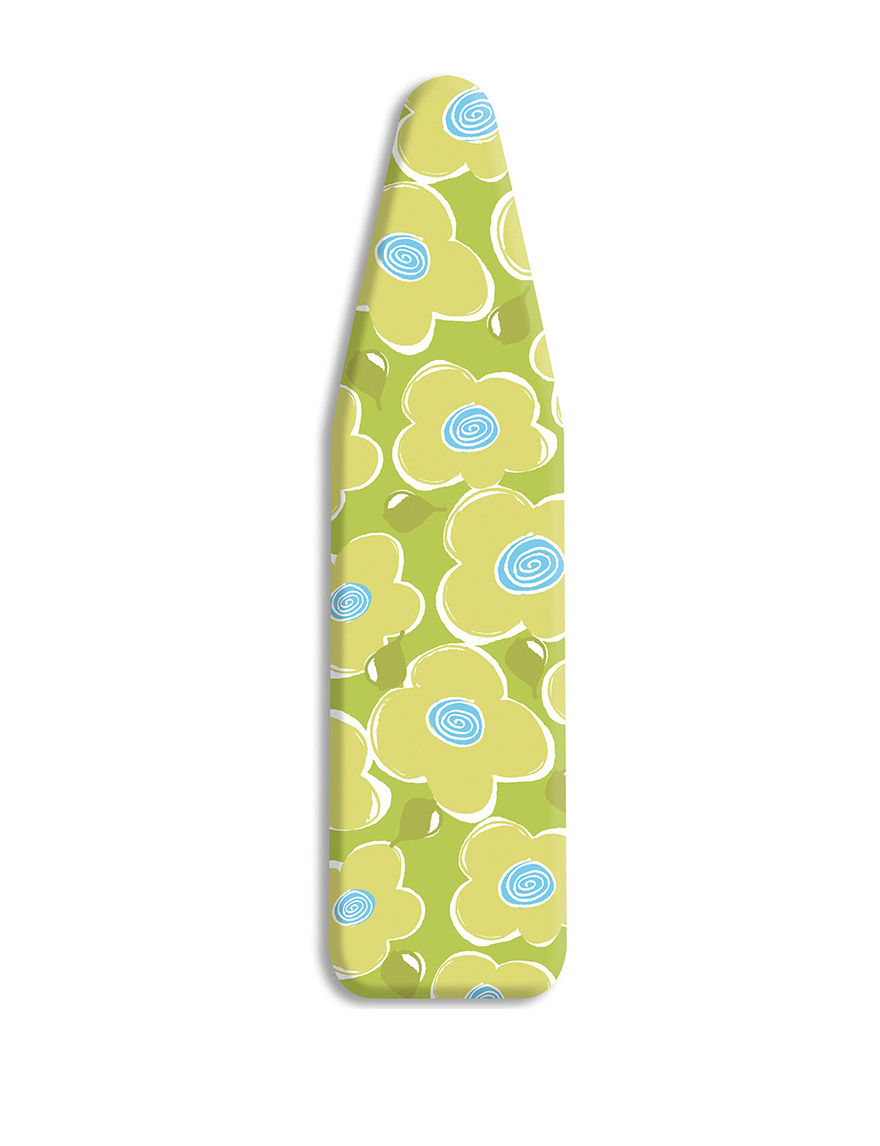 whitmor deluxe ironing board petal print cover