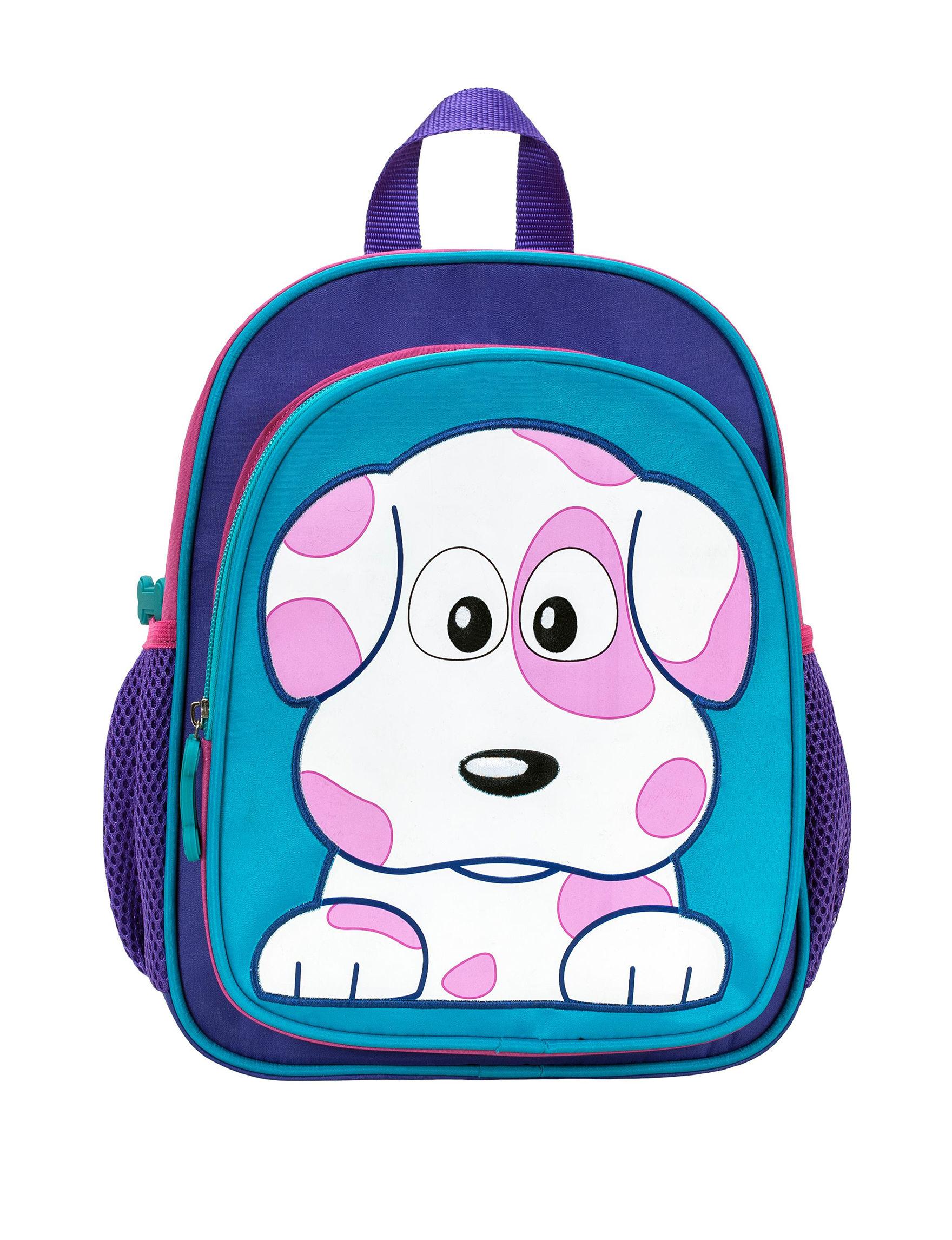 Rockland Purple / Pink Bookbags & Backpacks