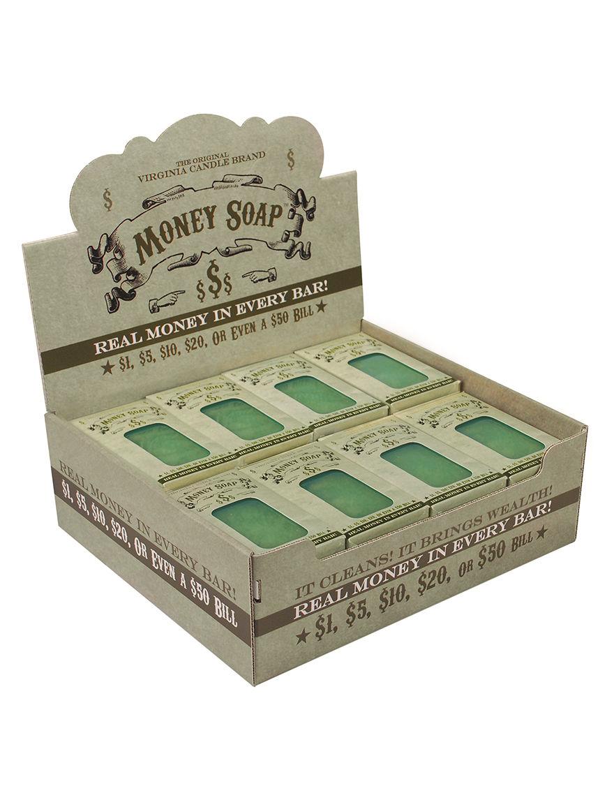 Woodwick Green Soaps