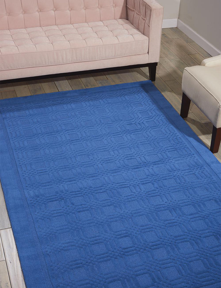 Waverly Blue Rugs