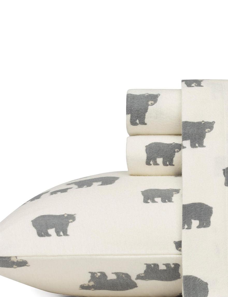 Eddie Bauer Grey Sheets & Pillowcases
