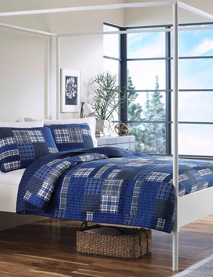 Eddie Bauer Blue Quilts & Quilt Sets