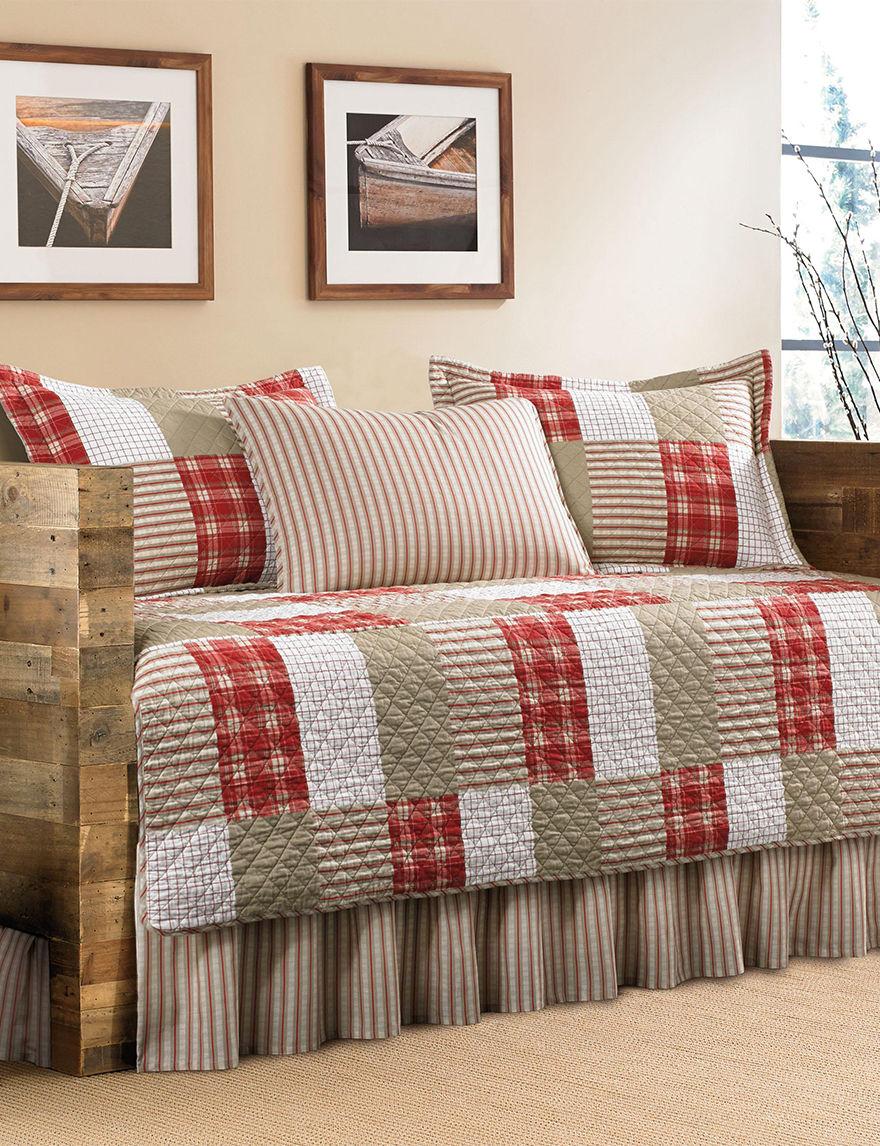 Eddie Bauer Red Quilts & Quilt Sets