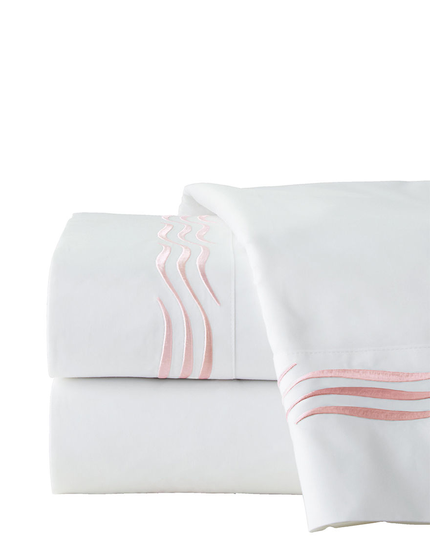 Pointehaven Blush Sheets & Pillowcases