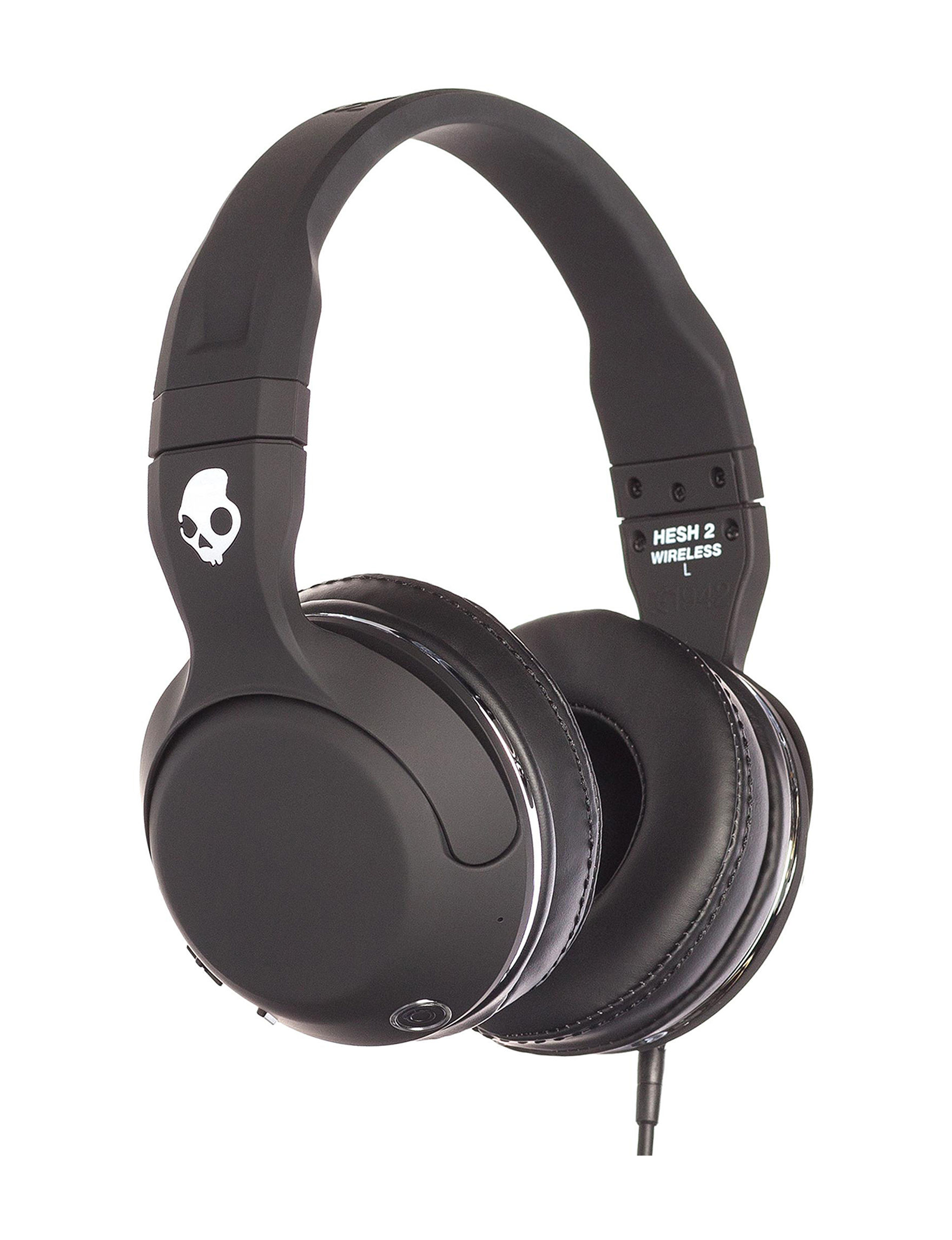 Skull Candy Black Headphones Home & Portable Audio