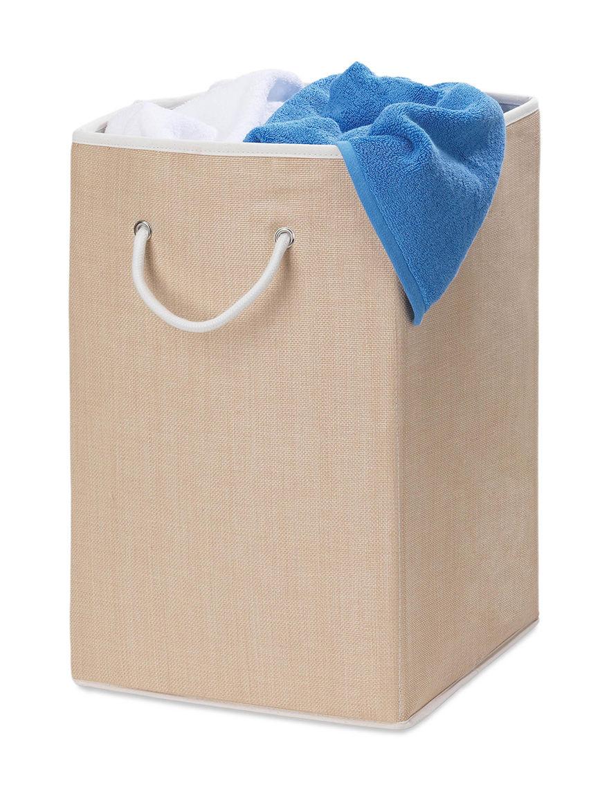 Honey-Can-Do International Natural Laundry Hampers Storage & Organization